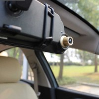 Kaca Spion Rear Car DVR Dual Camera 1080P 4.3 Inch DVR SPION MOBIL