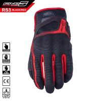 Sarung Tangan FIVE RS3 Gloves Black Red