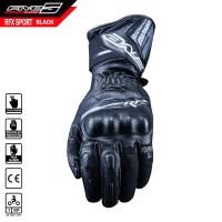 Sarung Tangan FIVE RFX Sport Gloves Black
