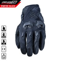 Sarung Tangan FIVE Stunt Evo Gloves Black