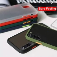 Hybrid MATTE Realme 5 PRO Fuze case casing cover COLORED FROSTED