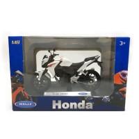 Diecast Motor Welly Honda CB500F