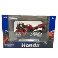 Diecast Motor Welly Honda CBR1000RR