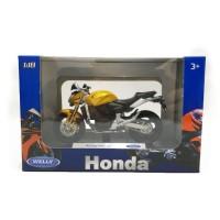 Diecast Motor Welly Honda Hornet