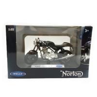 Diecast Motor Welly Norton Commando 961 SE