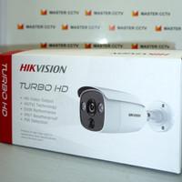 CAMERA HIKVISION 1080P PIR Detection - DS-2CE12D0T-PIRL - Visual Alarm