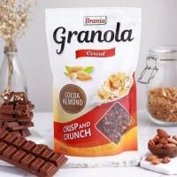 Granola ALMOND COCOA 200gr CRUNCHY (Oat Almond Cocoa Powder)