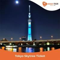 Tiket Tokyo Skytree Tembo Deck - JUNIOR
