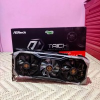 VGA RX 5700 XT Taichi X asrock AMD RADEON