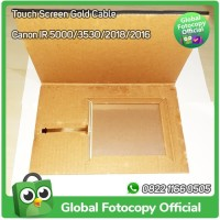 Touch Screen Gold Cable Mesin Fotocopy Canon IR 5000 / IR 6000