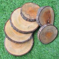 Buona Serata Wooden Log 24cm