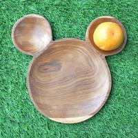 Buona Serata Mickey Kids Plate