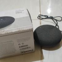 Google Home Mini Asistan Pintar