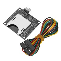 Bs 5pcs 45*40mm Independent External SD Card Slot Module with