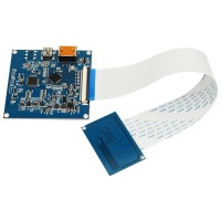 Bs HDMI to MIPI Driver Controller Board For LS055R1SX03 LCD