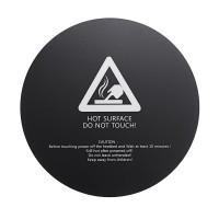 Bs 300*300mm Round Scrub Heated Bed Platform Sticker with