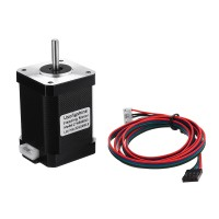Bs 17HS6001S 4-lead Nema17 42-60mm 1.2A Stepper Motor With 1M