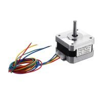 Bs 17HS2408 4-lead Nema 17 0.6A Stepper Motor For 3D Printer