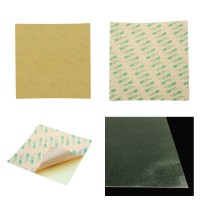 Bs 254*254*0.3mm Polyetherimide PEI Sheet With 3M