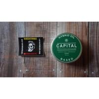 Capital Oil Hybrid Pomade