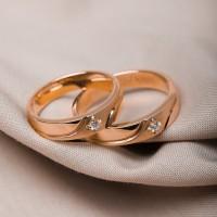 sepasang cincin kawin termurah