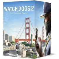 Watch Dogs 2 Collector Edition No game - PS4