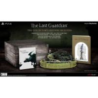 The last Guardian Collector Edition Region 3 - PS4