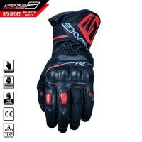 Sarung Tangan FIVE RFX Sport Gloves Black Red