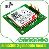 SIM5360E 3G WCDMA GSM Module