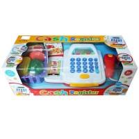 Mainan Anak Perempuan Mesin Kasir Cash Register 66056 Kado Anak Cewek