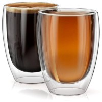 Double Wall Heat Insulation Cup 350ml