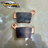 Kampas rem belakang KTM dan Husq RBS Gold