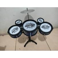 mainan drum mini mainan alat musik jazz drum kecil tam tam kecil