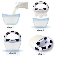 kidsme Icy Moo Moo Teether - babyonboard