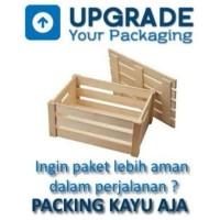 UPGRADE PACKING KAYU