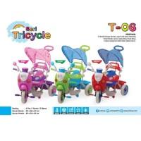 Sepeda anak Roda tiga murah PMB T06