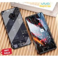 Case Vivo S1 Pro Painted Luxury Fuze Hard Akrilik Gloosy Casing