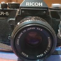 Kamera Analog Ricoh Kr5