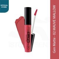 SILKYGIRL Gen Matte Lip Cream 02 Mauve Mallow