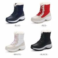 pre order ankle boot bulu winter bertali
