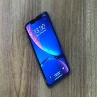 APPLE IPHONE XR ORIGINAL Second fullset 128 GB - Blue