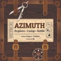 Azimuth: Explore, Camp, Settle Board Game