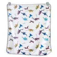 Maison Elmesa Baby Blanket Selimut Bayi Regular Watercolor Dino