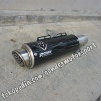 Knalpot Ronin Katana SE 3 Suara 150 cc Full System