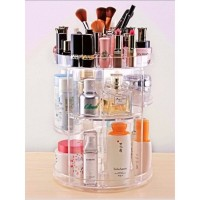 Rak Kosmetik Akrilik Putar Display Cosmetic Organizer Acrylic thumbnail
