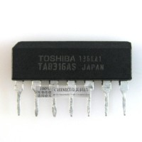 IC TA8316AS - IGBT Gate Driver