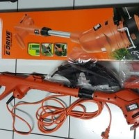New Mesin Potong Rumput 450W String Trimmer Black and Decker