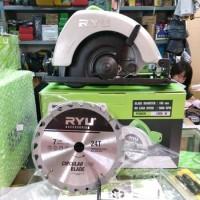 New RYU RCS 185-1 - MESIN CIRCULAR SAW RYU - MEESIN CIRCLE RYU 7 IN