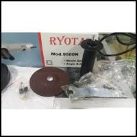 New Mesin Gerinda Tangan RYOTA 9500