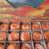 Jeruk Imlek Honey Ponkan Ponkam Mandarin Fresh Giftpack